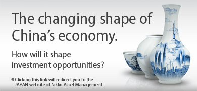 Changing Shape of China's Economy