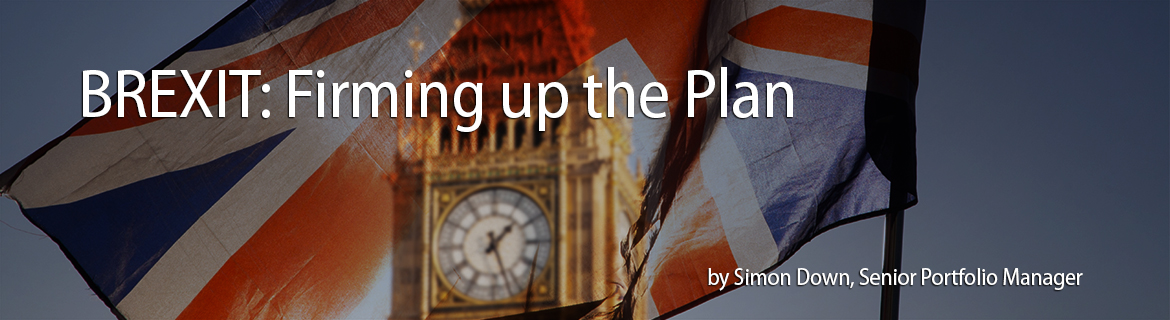 Brexit: Firming up the Plan