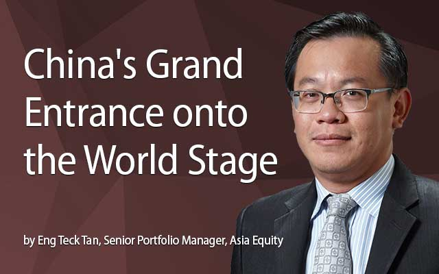 MSCI Inclusion of Domestic 'A' Shares is China's Grand Entrance onto World Stage
