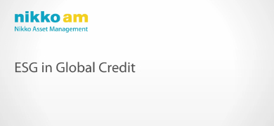 ESG in Global Credit