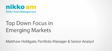Top Down Focus in Emerging Markets