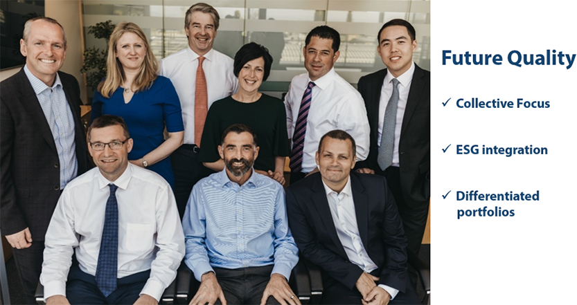 The Global Equity Team